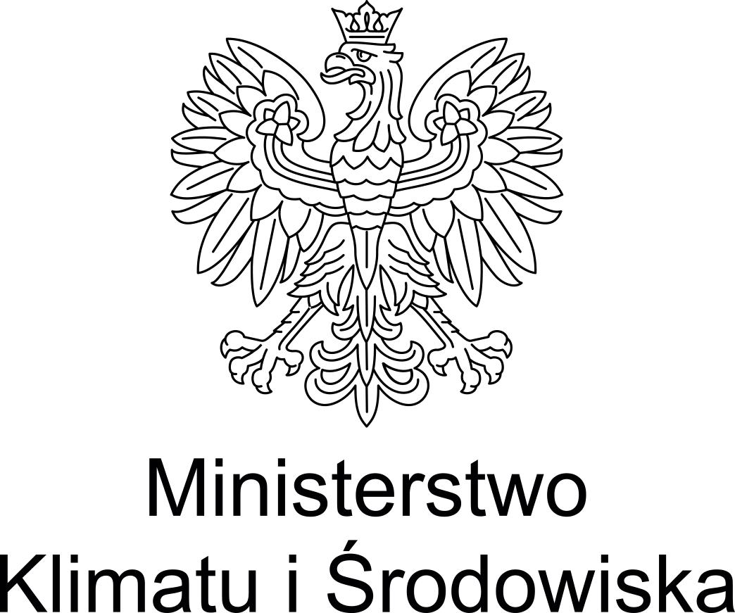 logotyp Ministerstwa Klimatu i Środowiska